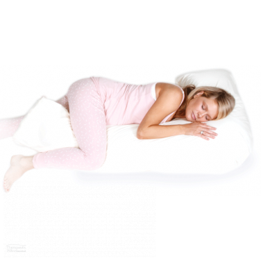 Lucky 7 Body Pillow - Full Support Pregnancy Pillow
